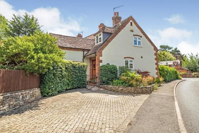 Thumbnail Detached house for sale in Lighthorne Road, Kineton, Warwick, Warwickshire