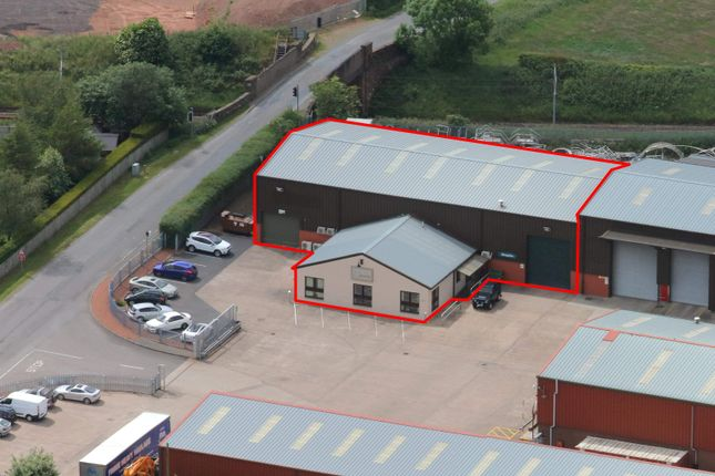 Thumbnail Light industrial to let in Lockerbie
