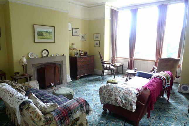 Lounge of Park Road, Buxton, Derbyshire SK17