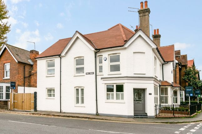Thumbnail End terrace house to rent in Station Road, Marlow