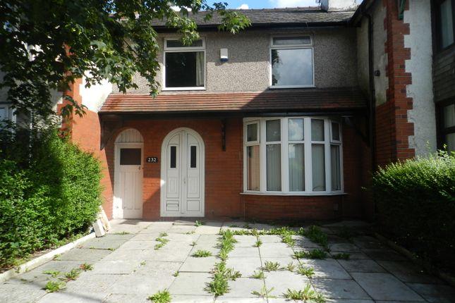 Thumbnail Terraced house for sale in Ribbleton Avenue, Ribbleton, Preston
