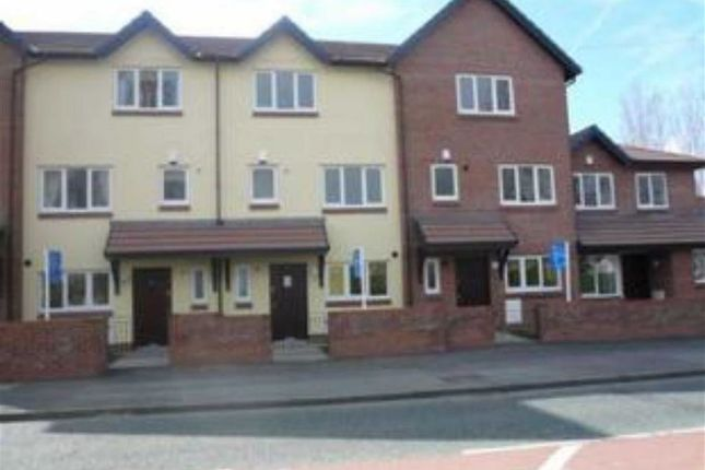Thumbnail Terraced house to rent in Cronton Lane Mews, Widnes