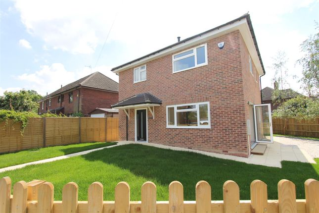 Thumbnail Detached house for sale in Stonebridge Road, Lighthorne Heath, Leamington Spa