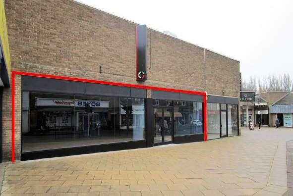Thumbnail Retail premises to let in Unit 64/65 Belvoir Shopping Centre, Coalville, Coalville