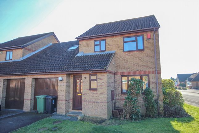 Semi-detached house in  Paddock Close  Bradley Stoke  Bristol  South Gloucestershire B Bristol