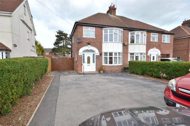 3 bed semi-detached house for sale in Main Road, Bilton, Hull HU11