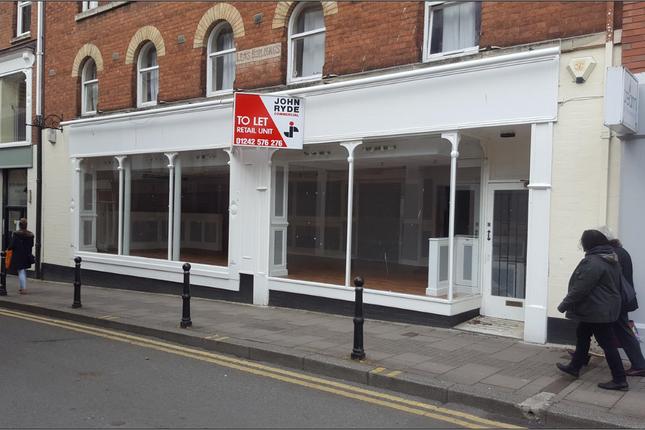 Thumbnail Retail premises to let in 1B St Aldate Street, Gloucester