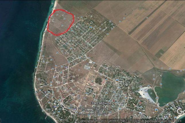 Thumbnail Land for sale in Evpatoria, Crimea, Russian Federation