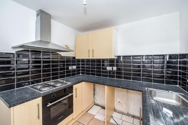 Kitchen of Rossett Street, Liverpool, Merseyside L6