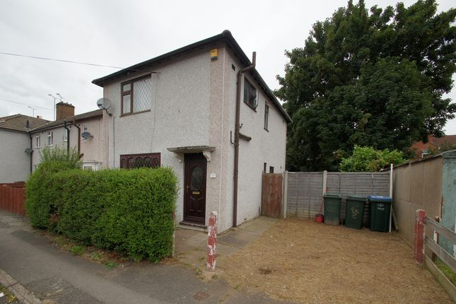 Thumbnail End terrace house to rent in Wellend Road, Coventry