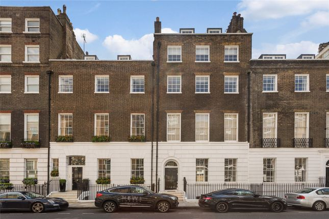 Thumbnail Maisonette for sale in Fitzhardinge Street, Marylebone, London