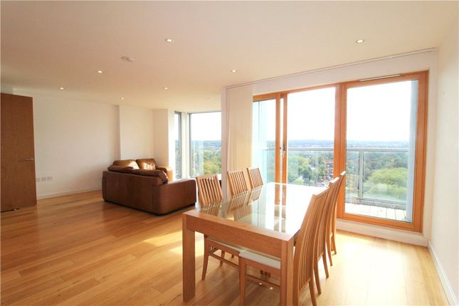 Thumbnail Flat to rent in Altitude Apartments, 9 Altyre Road, Croydon