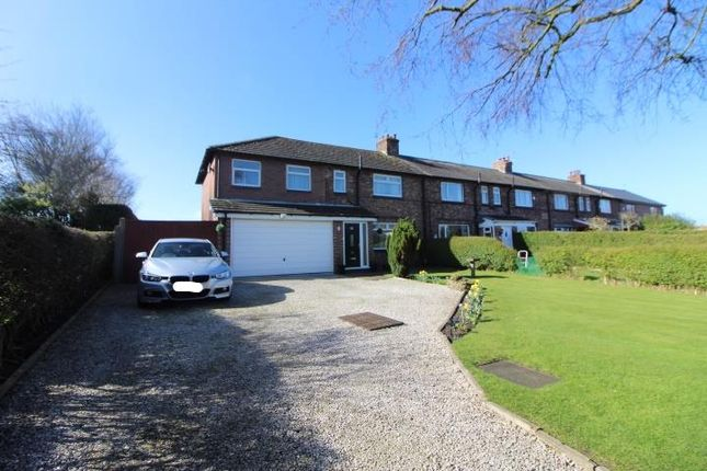 Thumbnail End terrace house for sale in Victoria Road, Ince Blundell, Liverpool