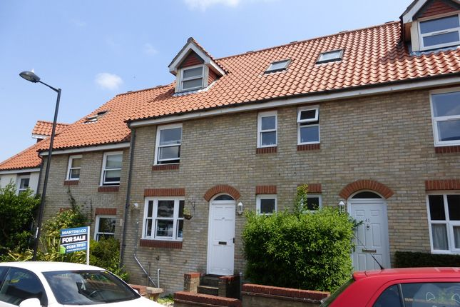 Thumbnail Terraced house for sale in Garland Street, Bury St. Edmunds