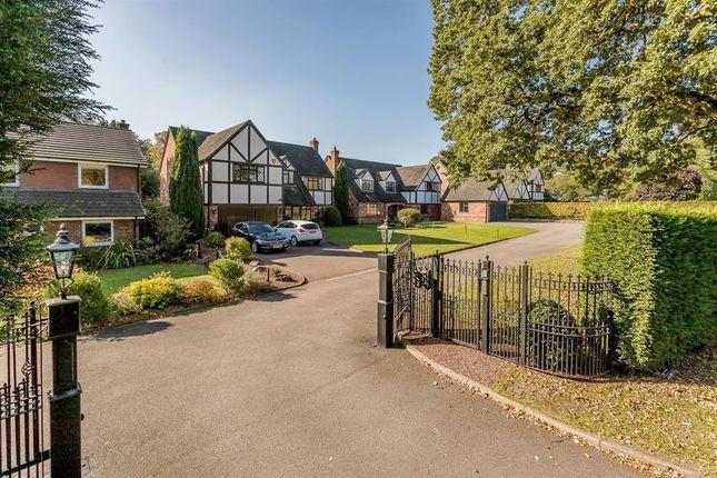 Thumbnail Detached house for sale in Aldridge Road, Little Aston, Sutton Coldfield