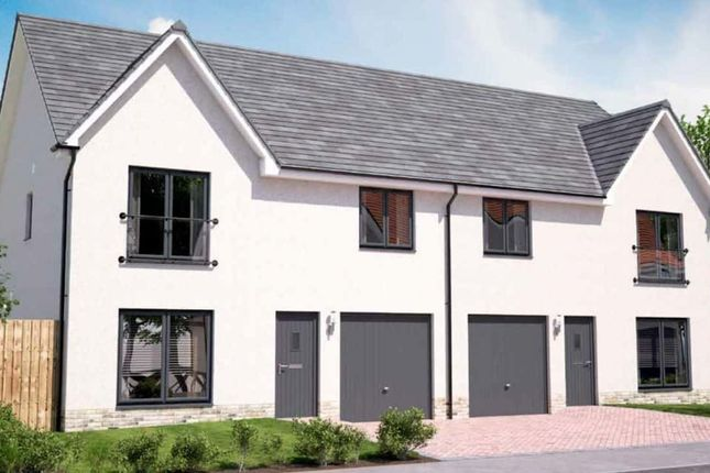 """4 bed semi-detached house for sale in """"Cortona Semi Detached"""" at Newton Manor EH42"""