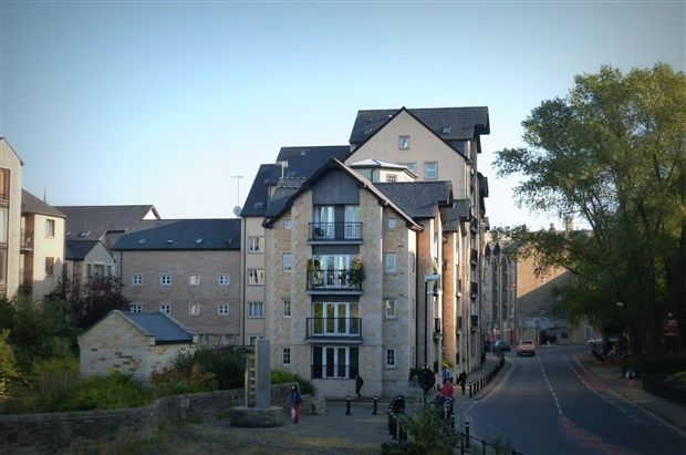Thumbnail Flat for sale in The Millrace, Lancaster