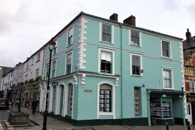 Thumbnail Office to let in 2nd Floor, 10/11, Lemon Street, Truro