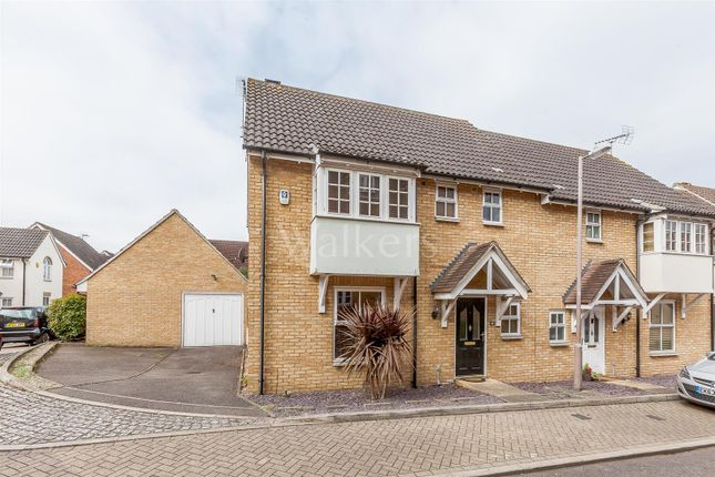 Thumbnail Terraced house for sale in Hare Bridge Crescent, Ingatestone