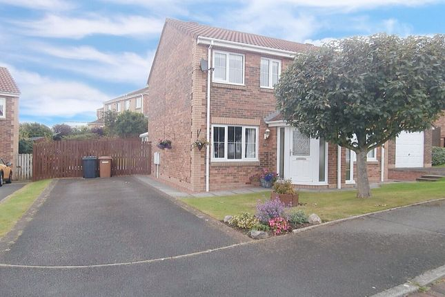 2 bed semi-detached house to rent in Holly Bank, Whitehaven CA28