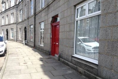 Thumbnail Flat to rent in Wallfield Place, First Floor Right, Aberdeen