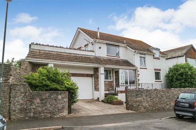 Thumbnail Detached house for sale in South Furzeham Road, Brixham, Devon