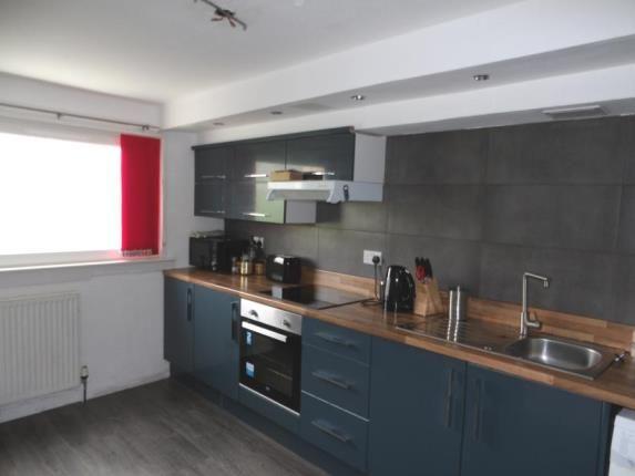 Kitchen of Western Avenue, Rutherglen, Glasgow, South Lanarkshire G73