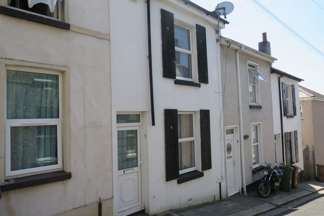 Thumbnail Terraced house for sale in Brandon Road, Laira, Plymouth