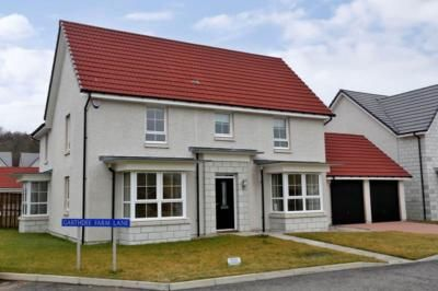 Thumbnail Detached house to rent in Garthdee Farm Lane, Aberdeen