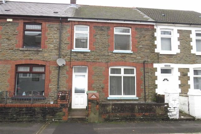 Thumbnail Terraced house to rent in Graig Street, Graig, Pontypridd
