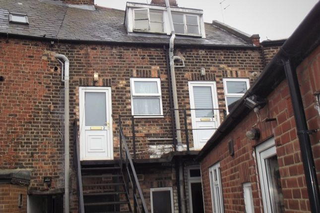Thumbnail Duplex to rent in Fishergate, York