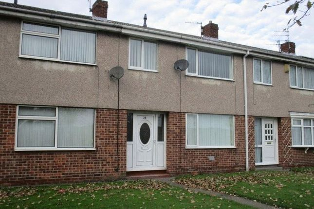 Thumbnail Terraced house to rent in Ford Drive, Blyth