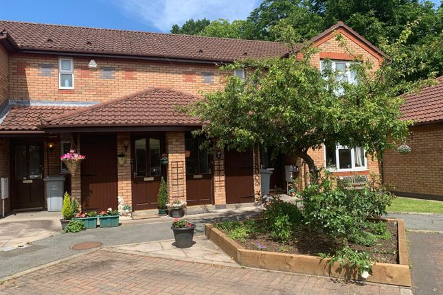 Thumbnail Flat for sale in Charleston Square, Urmston, Manchester