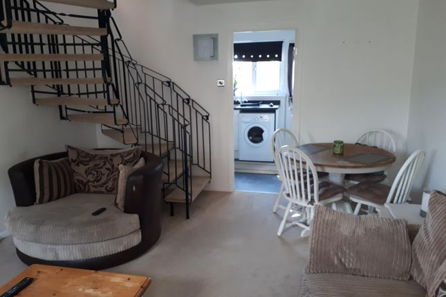 Thumbnail End terrace house to rent in Knatchbull Close, Romsey