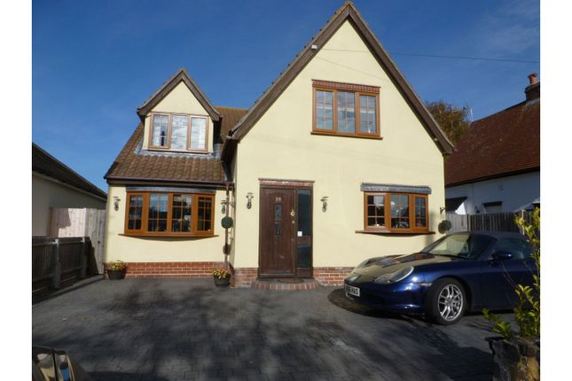 Thumbnail Detached house for sale in Willow Avenue, Frinton-On-Sea