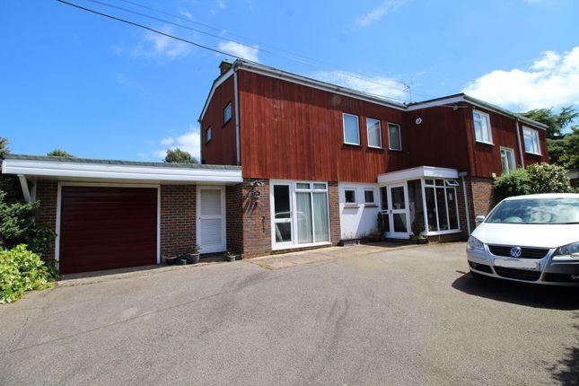 Thumbnail Detached house to rent in Main Road, Knockholt, Sevenoaks