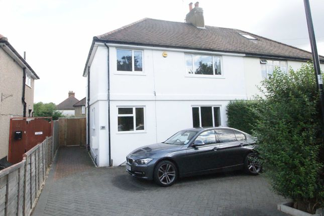 4 bed semi-detached house to rent in Long Drive, London