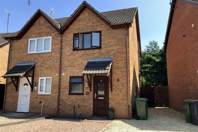 Thumbnail Semi-detached house to rent in Beauchamp Avenue, Kidderminster