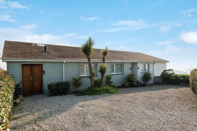 Thumbnail Detached house for sale in Sennen, Penzance, Cornwall