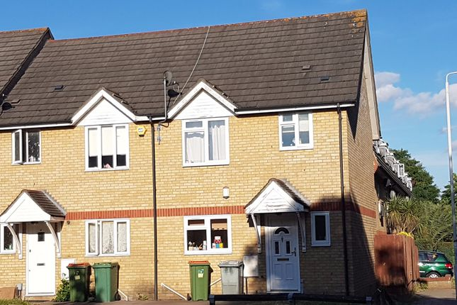 Thumbnail Terraced house to rent in Hide, East Ham, London