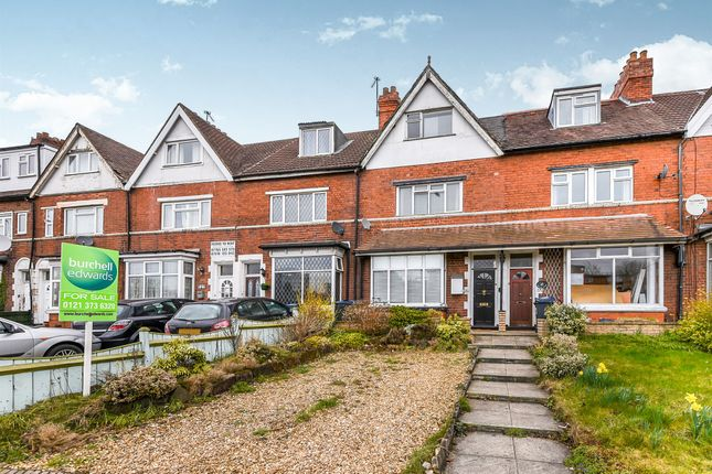 Thumbnail Terraced house for sale in Chester Road, Erdington, Birmingham
