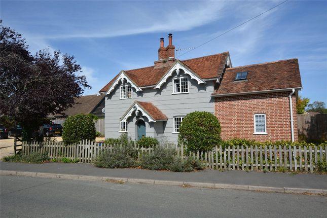Front Elevation of Ramley Road, Lymington, Hampshire SO41