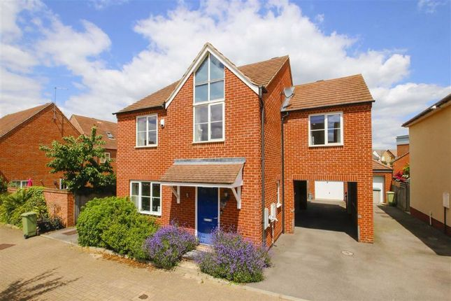 Thumbnail Detached house to rent in Churston, Broughton, Milton Keynes