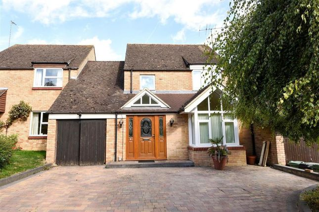 Thumbnail Detached house for sale in Adkin Way, Wantage