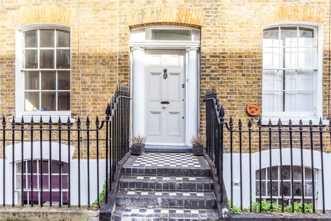 Thumbnail Terraced house to rent in Barford Street, London