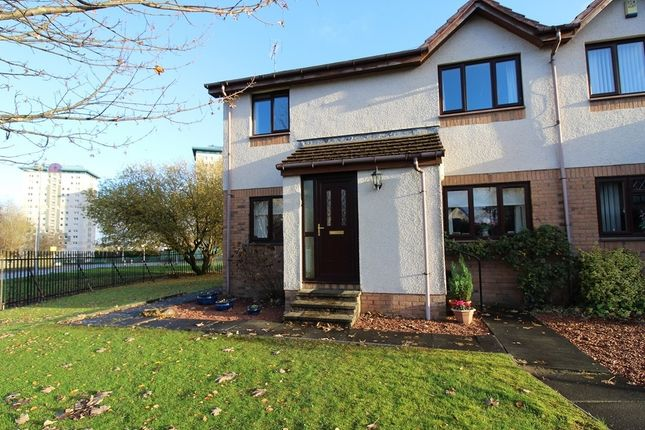 Thumbnail Flat for sale in 112, Castleview Drive, Paisley, Renfrewshire