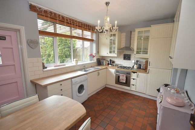 Thumbnail Terraced house to rent in Farnworth Street, Widnes