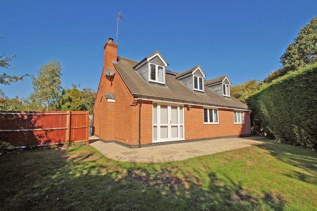 Thumbnail Detached bungalow for sale in Morton Lane, Walkwood, Redditch