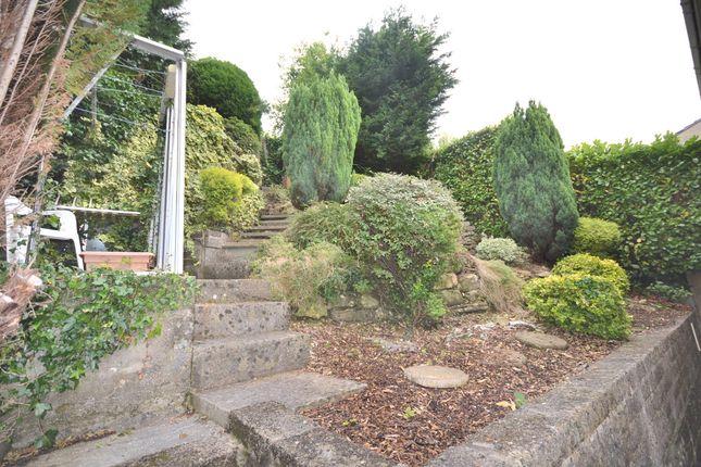 Rear Garden of Ivy Avenue, Bath, Somerset BA2