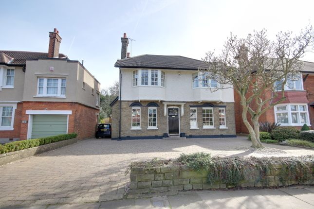 Thumbnail Detached house for sale in Old Park Ridings, Winchmore Hill